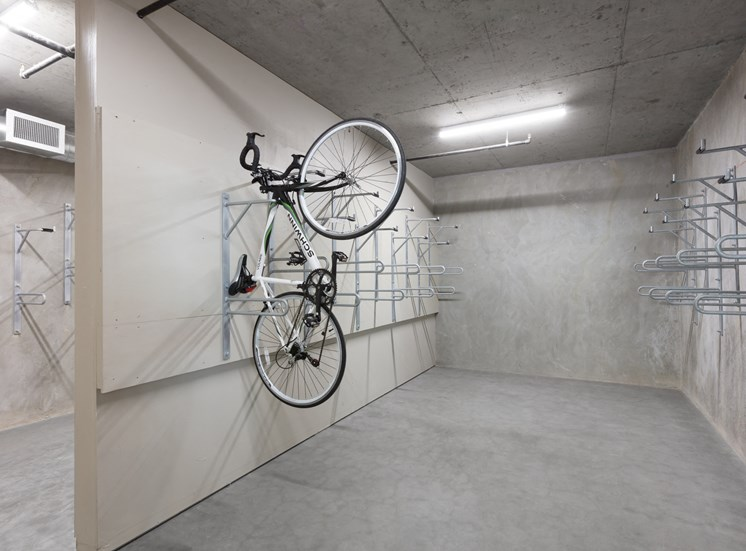Apartments in Oakland, CA - 777 Broadway Bike Storage