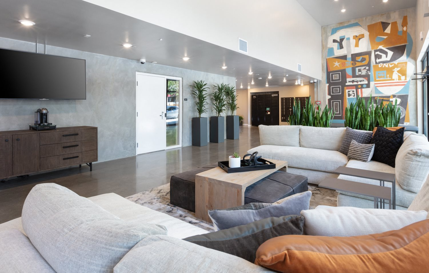 Luxury Apartments In Oakland Ca 777 Broadway Home