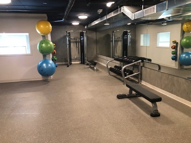 Fitness Center at 777 Broadway