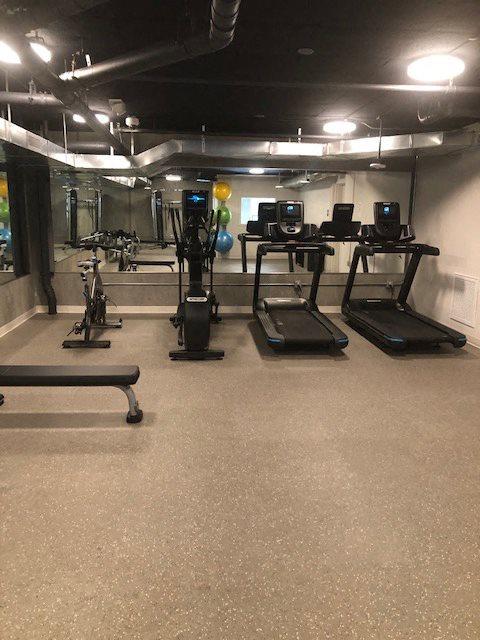 Fitness Center-Treadmills   777 Broadway