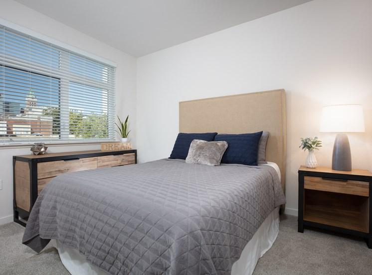 Oakland Luxury Apartments for Rent - 777 Broadway Bedroom