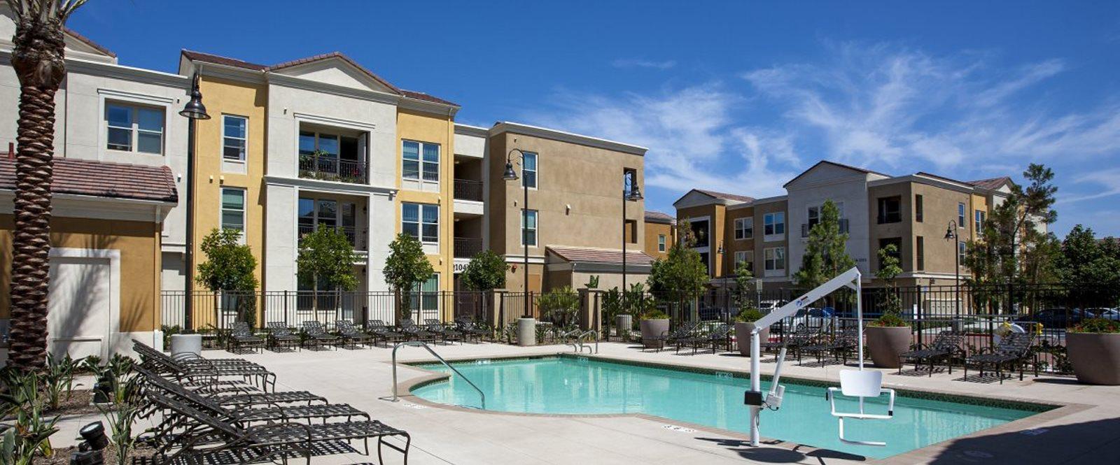 Alegre Apartments Irvine Ca