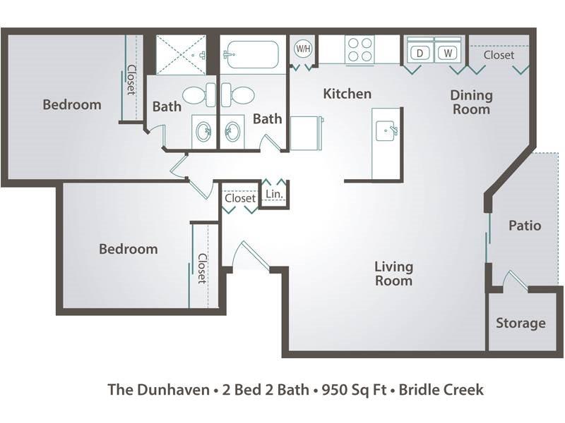 The Dunhaven Floor Plan 2