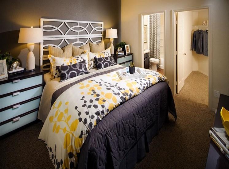 Chandler Apartments | Las Vegas | Master Bedroom