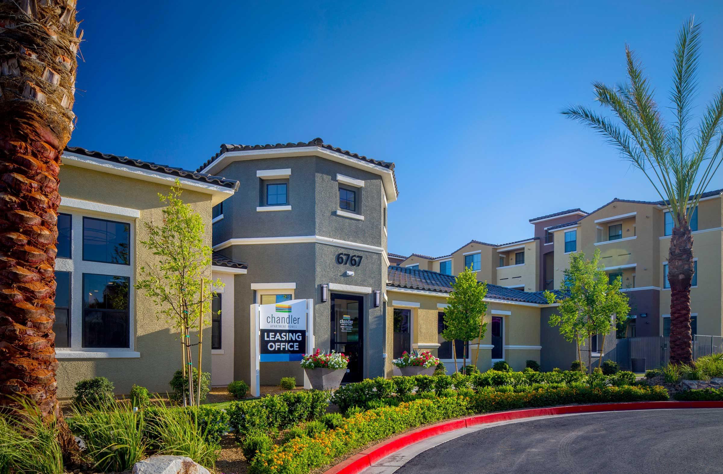 Chandler Apartment Homes Las Vegas Nv
