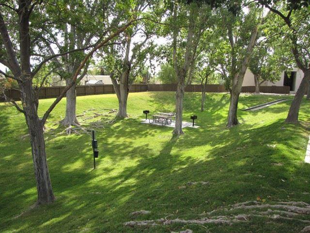 Park grass areaAlbuquerque, NM Apartments for rent 87111 l Cibola Village Rentals