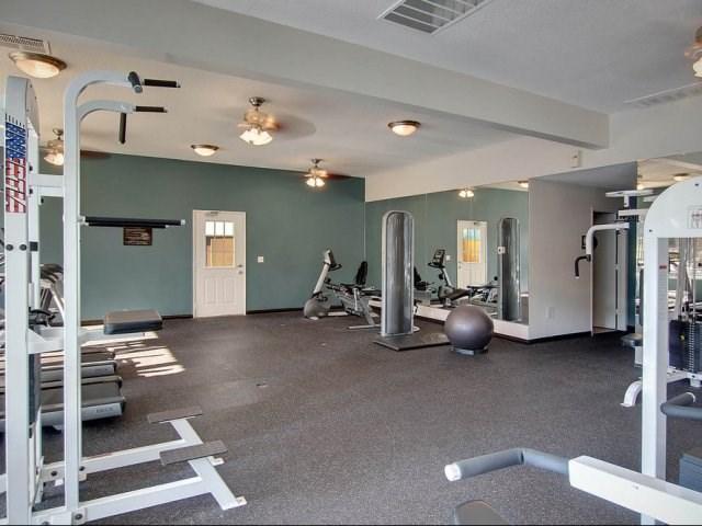 Covina Grand CA Apartments for Rent - Covina Grand Fitness Center