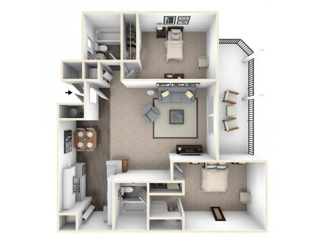 B1 Floor Plan 7