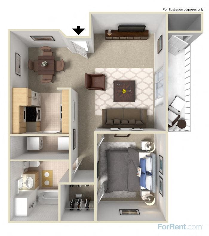 Apartments In Spokane, WA