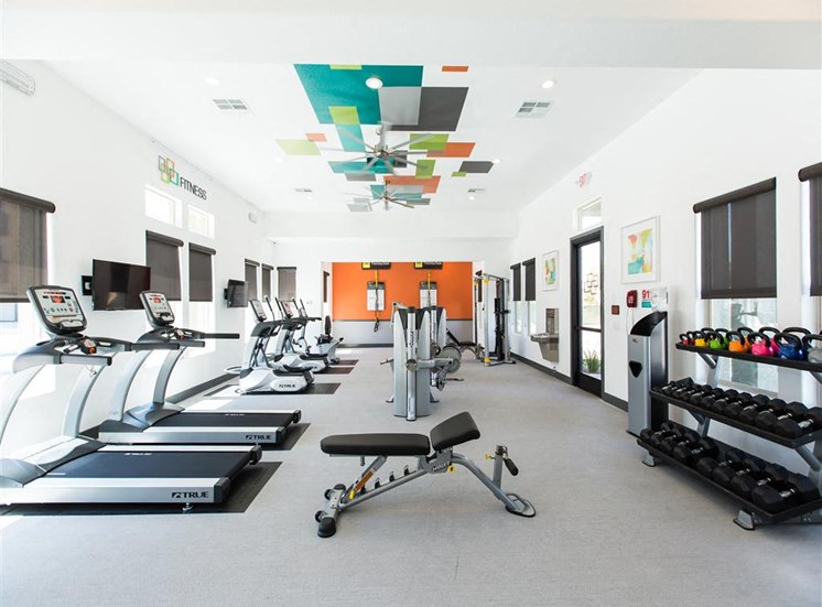 The Gallery | Las Vegas |Gym
