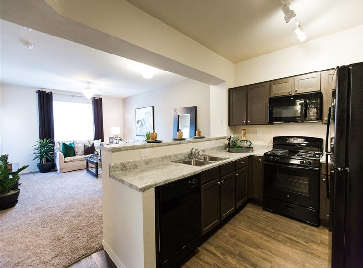 The Gallery | Las Vegas |Kitchen