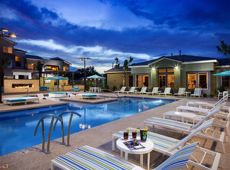 The Gallery | Las Vegas |Pool