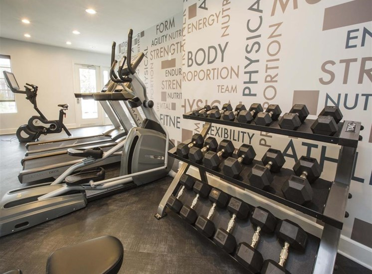Apartments in San Pedro CA for Rent - Harborview Apartments Fitness Center
