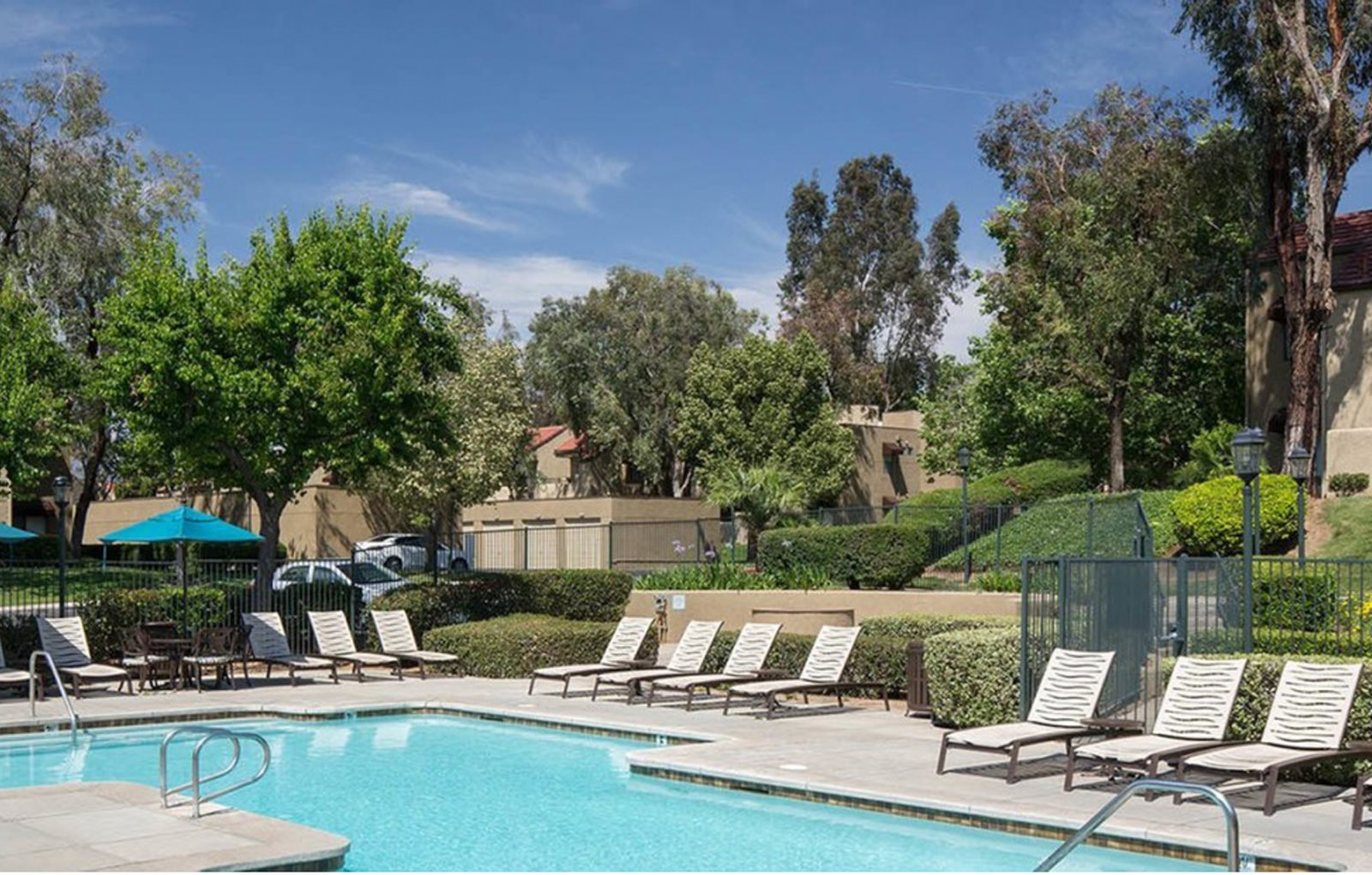 Highland Apartments In Grand Terrace Ca