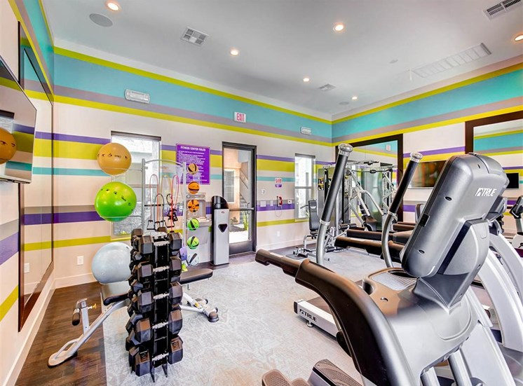 Martin Apartments | Las Vegas | Fitness