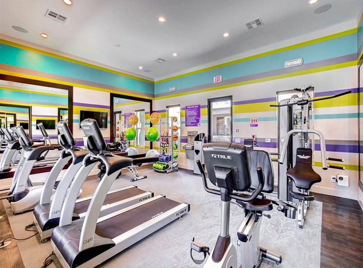 Martin Apartments | Las Vegas | Gym