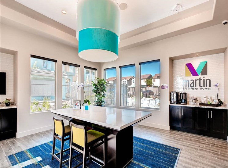 Martin Apartments | Las Vegas | Office