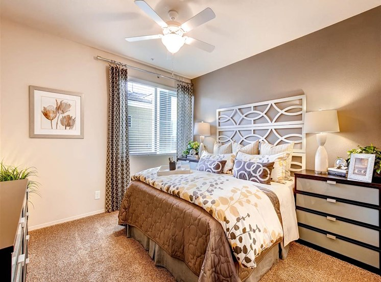 Martin Apartments | Las Vegas | Bedroom
