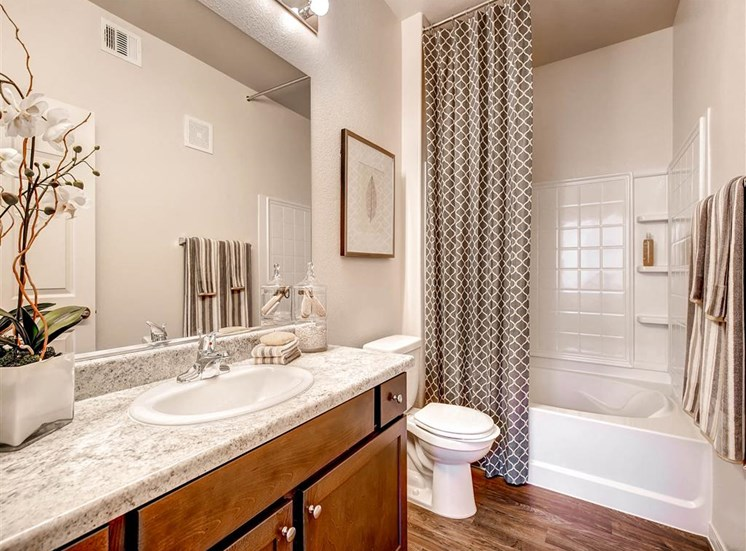 Martin Apartments | Las Vegas | Bathroom