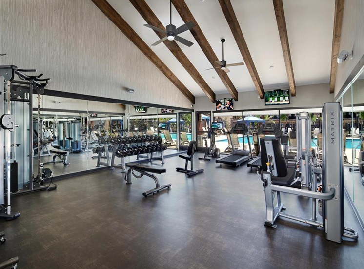 Apartments for Rent in Ontario, CA - Mountain Summit Fitness Center