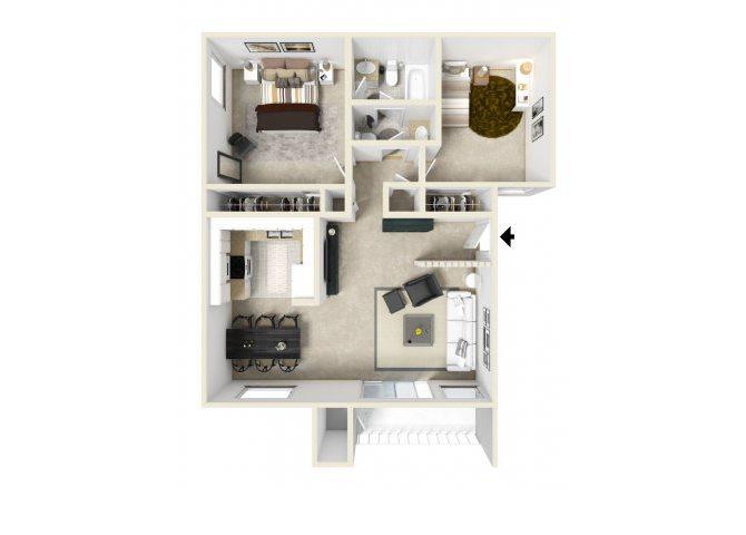 B Floor Plan 2