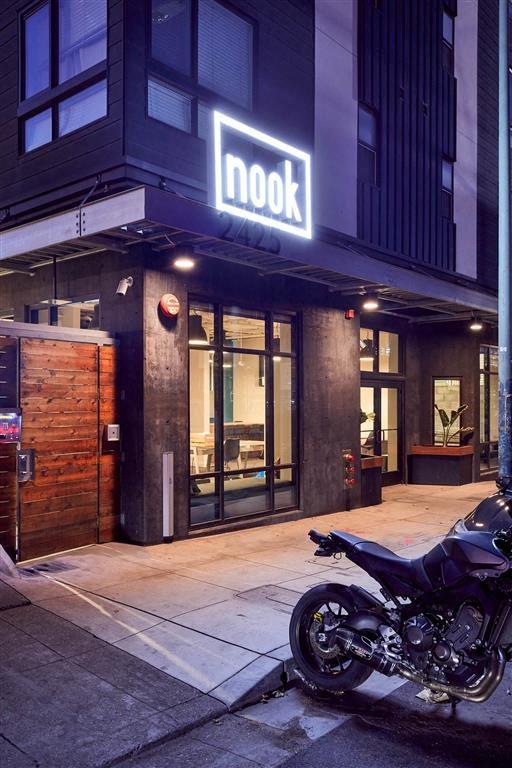 Nook Entrance