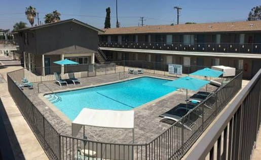 Parker El Monte CA Swimming Pool