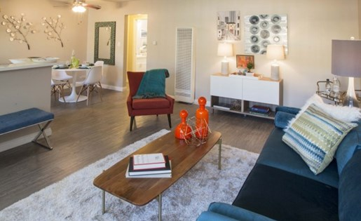 Stylish Living at the Parker Aparmtments