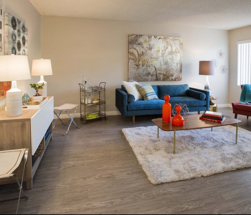 The Parker Apartment Townhomes homepagegallery 1