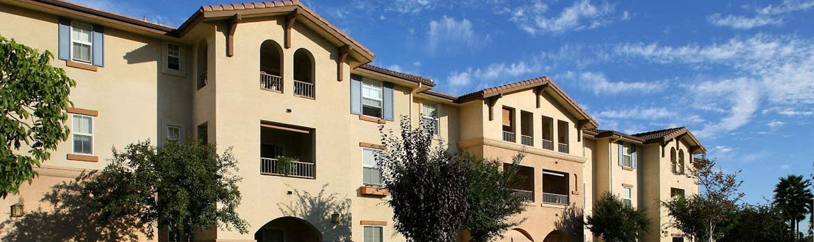 Exterior Building   l Portofino Villas Apartments  in Pomona CA