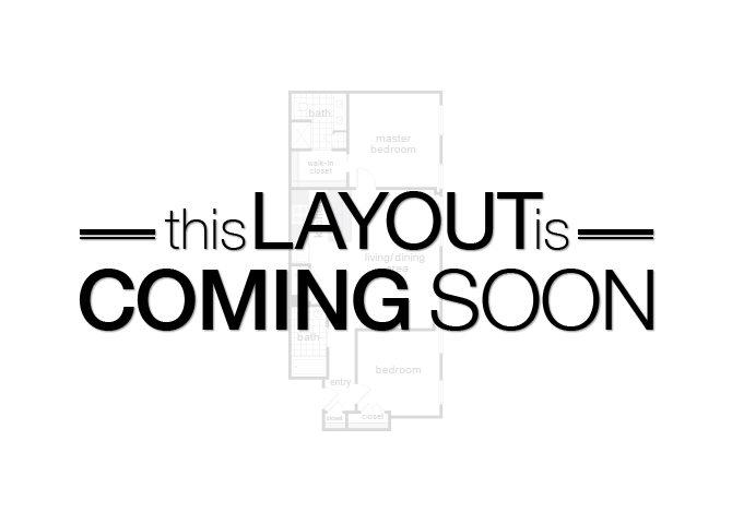 1 X 1 Floor Plan 1