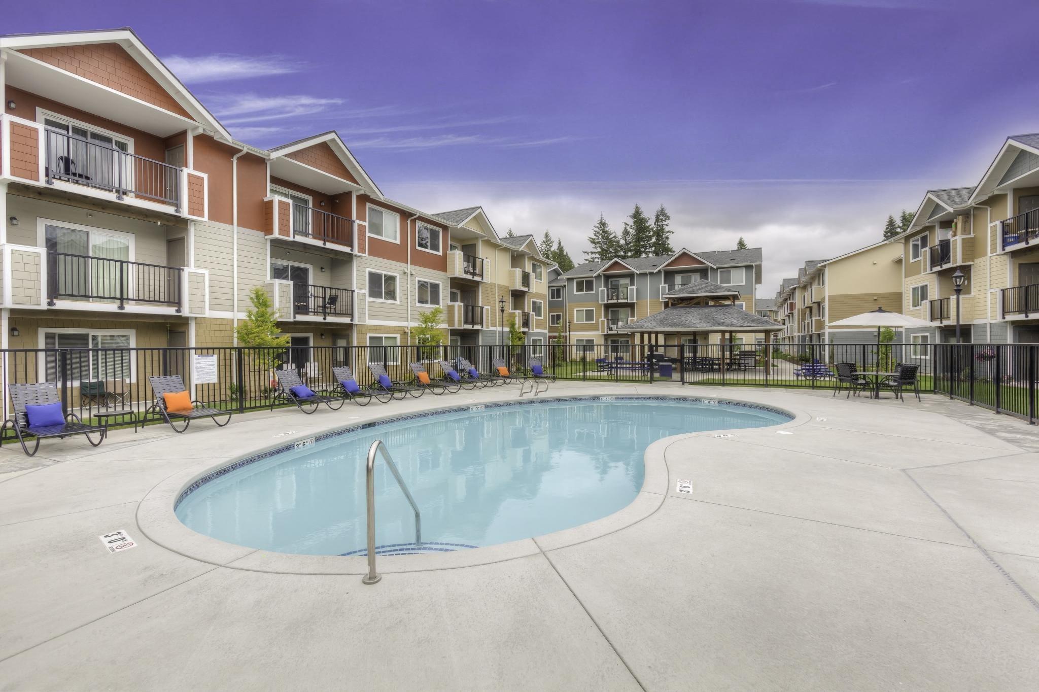 Quilceda Creek Apartments In Marysville Wa