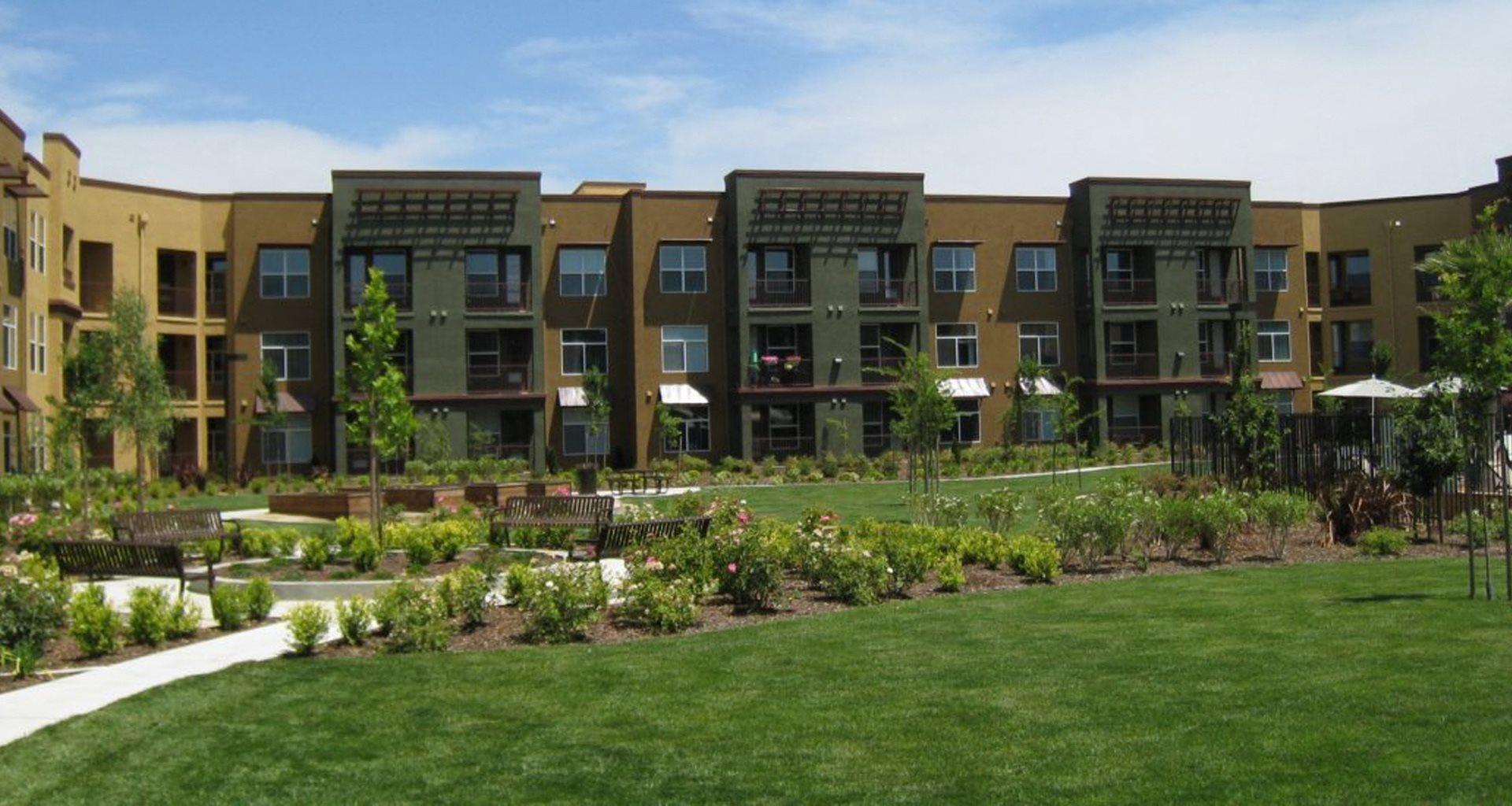 The Ridge Apartments Elk Grove