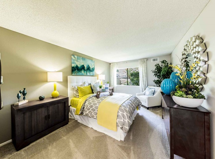 Serrano Highlands Apartments | Apartments in Lake Forest | Bedroom