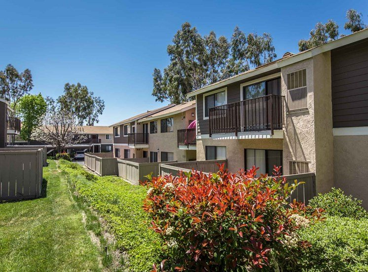 Serrano Highlands Apartments | Apartments in Lake Forest | Flowers