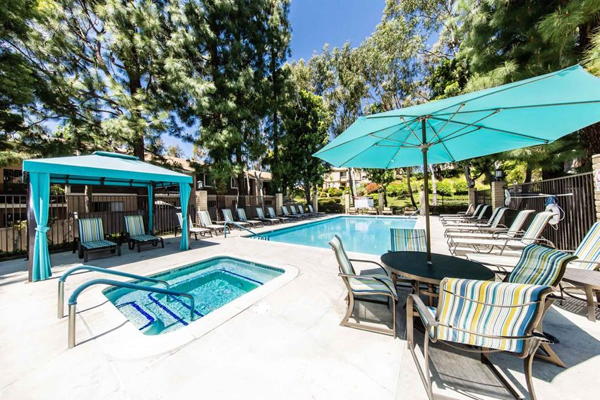 Serrano Highlands Apartments | Apartments in Lake Forest | Pool