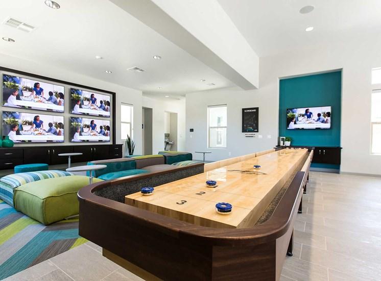 Solana Apartments |Shuffle Board