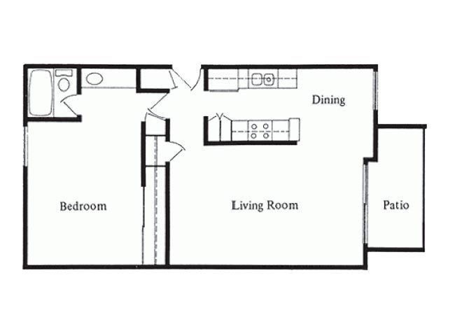Carneros floor plan.