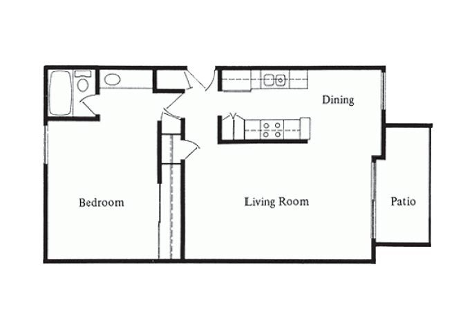 Carneros - RENOVATED floor plan.
