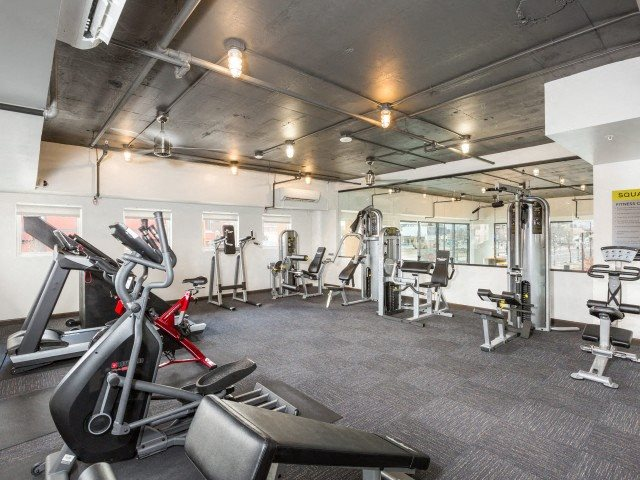 Fitness Center l Square One Apartments in Sparks NV