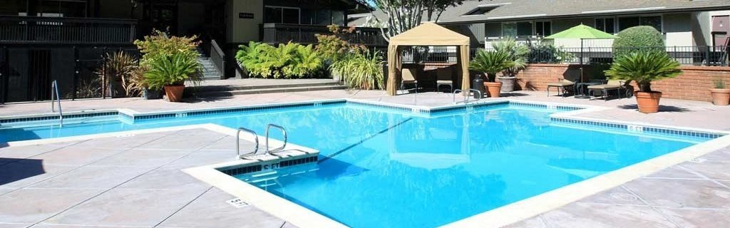 Enjoy the Sparkling Pool at Stoneridge Luxury Apartments | Walnut Creek, CA