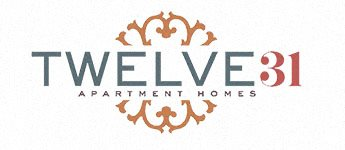 West Covina CA Apartments for Rent - Twelve31 Apartments Logo