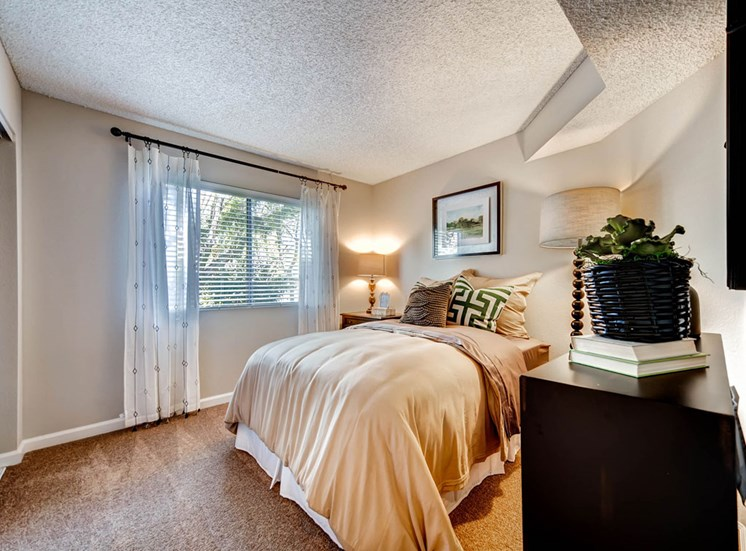 Master Bedroom | Sycamore Greens Apartment Homes