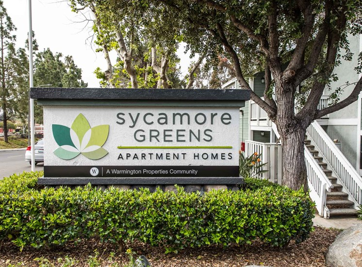 Exterior | Sycamore Greens Apartment Homes