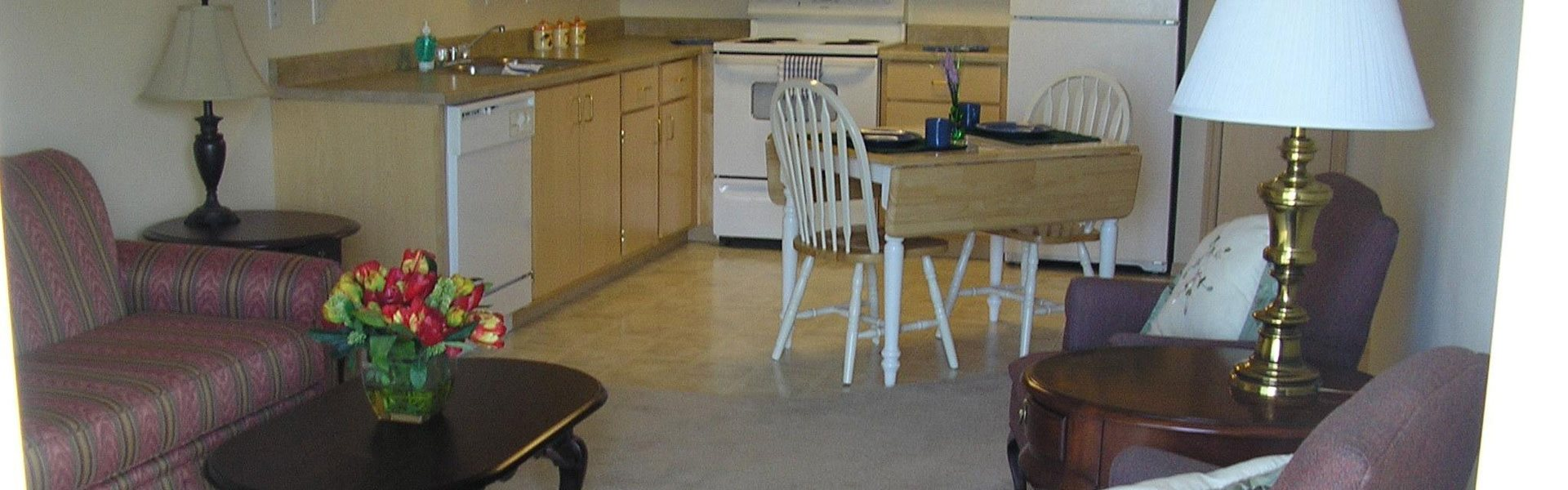 Kitchen Bend, OR Senior Apts l Vintage at Bend Rentals