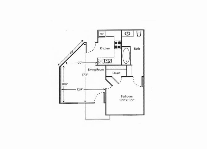 1A Floor Plan.