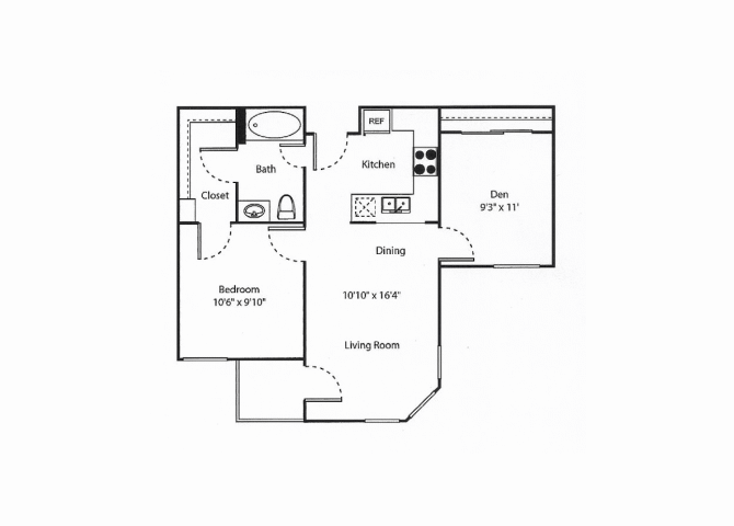 2A floor plan.
