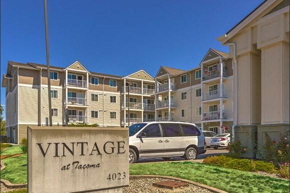 Welcome Home Vintage At Tacoma Senior Apartments L Wa 98409 Rentals