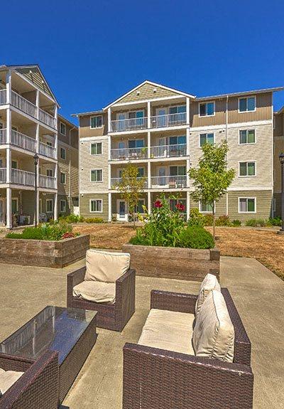 Tacoma, Wa Senior Apartments 98409 l Vintage at Tacoma