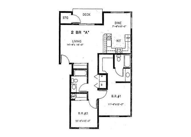 Floor Plans of THE TIMBERS BY VINTAGE in Arlington, WA